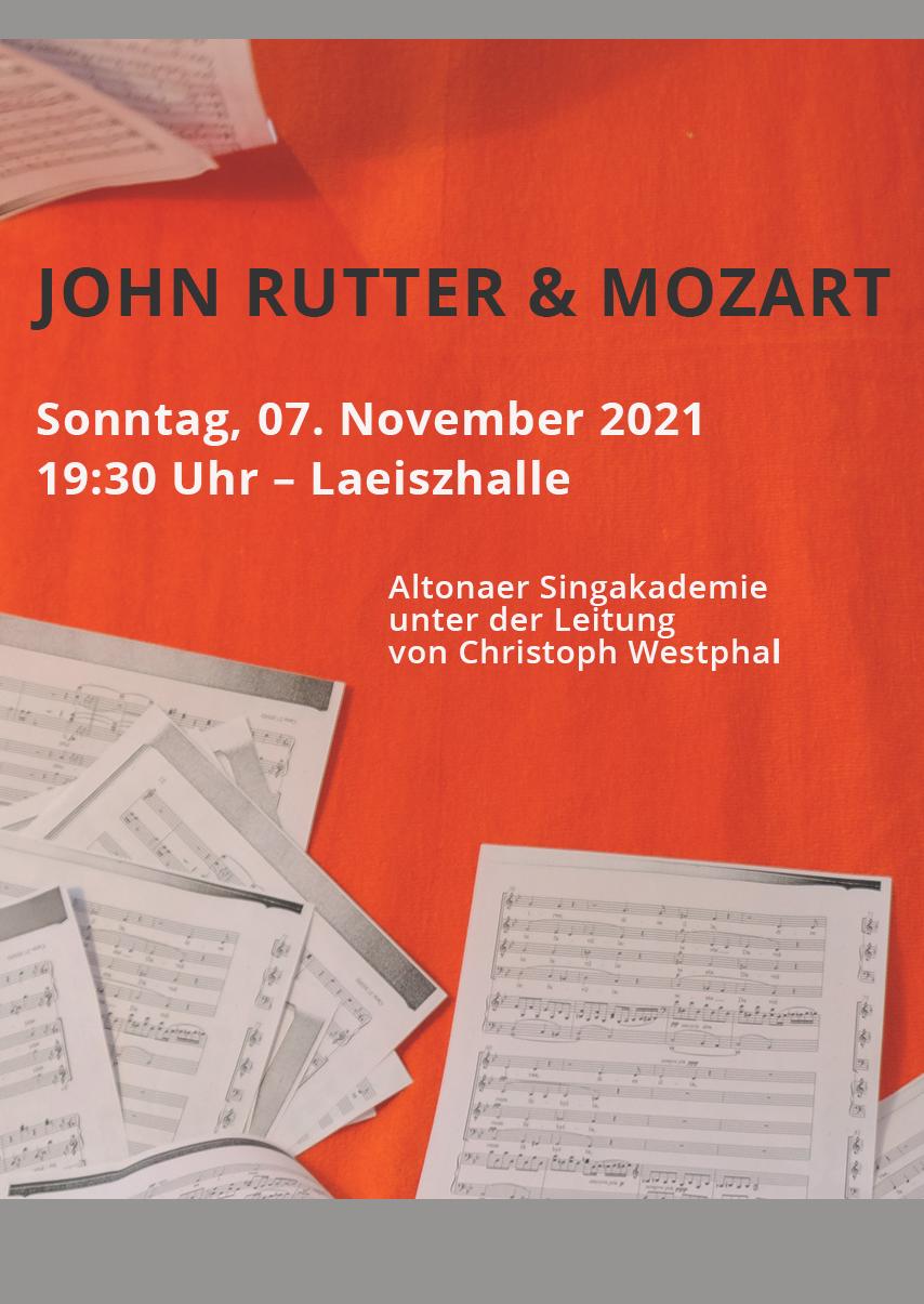 John Ruuter Und Mozart